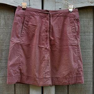 Woolrich Purple Skirt